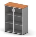 Шкаф средний со стеклом B.ZR3-090