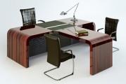 DA26B Стол с конфкренц-приставкой